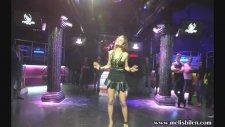 Melis Bilen- Adios performans (Taksim Riddim Club)