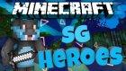 Minecraft : SG Heroes # Bölüm 6 # Futuristic City