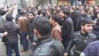 Gaziantepte Biber Gazı Sıkması İçin Zorlanan Polis