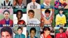 40 Ünlü Futbolcunun Küçüklüğü