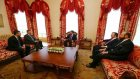 Fikret Orman'dan Başbakan Davutoğluna Ziyaret