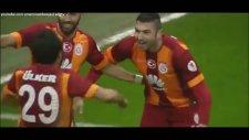Galatasaray 4 - 1 Torku Konyaspor (Türkiye Kupası Maç Özeti)