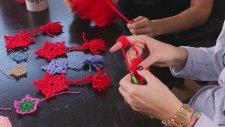 10marifet TV - 7. bölüm: Tığ işi çiçek nasıl yapılır?