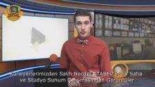 Spikerlik Kursu Öğrencilerimizden Salih Necdet Atasev'in Program Sunum Çalışması