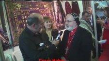 Deyrulzafaran Manastırı Mardin Metropoliti Filüksinos Saliba Özmen