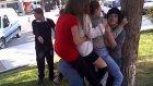 Uzun Eşek Oynayan İzmirli Liseli Kızlar