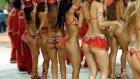 Dünyaca Ünlü Rio Karnavalı Başladı