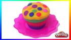 Play Doh Oyun Hamuru ile Cupcake Yapımı Oyun Hamuru TV Videoları
