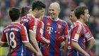 Bayern Münih 8-0 Hamburg - Maç Özeti (14.2.2015)