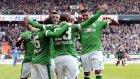 Werder Bremen 3-2 Augsburg - Maç Özeti (14.2.2015)