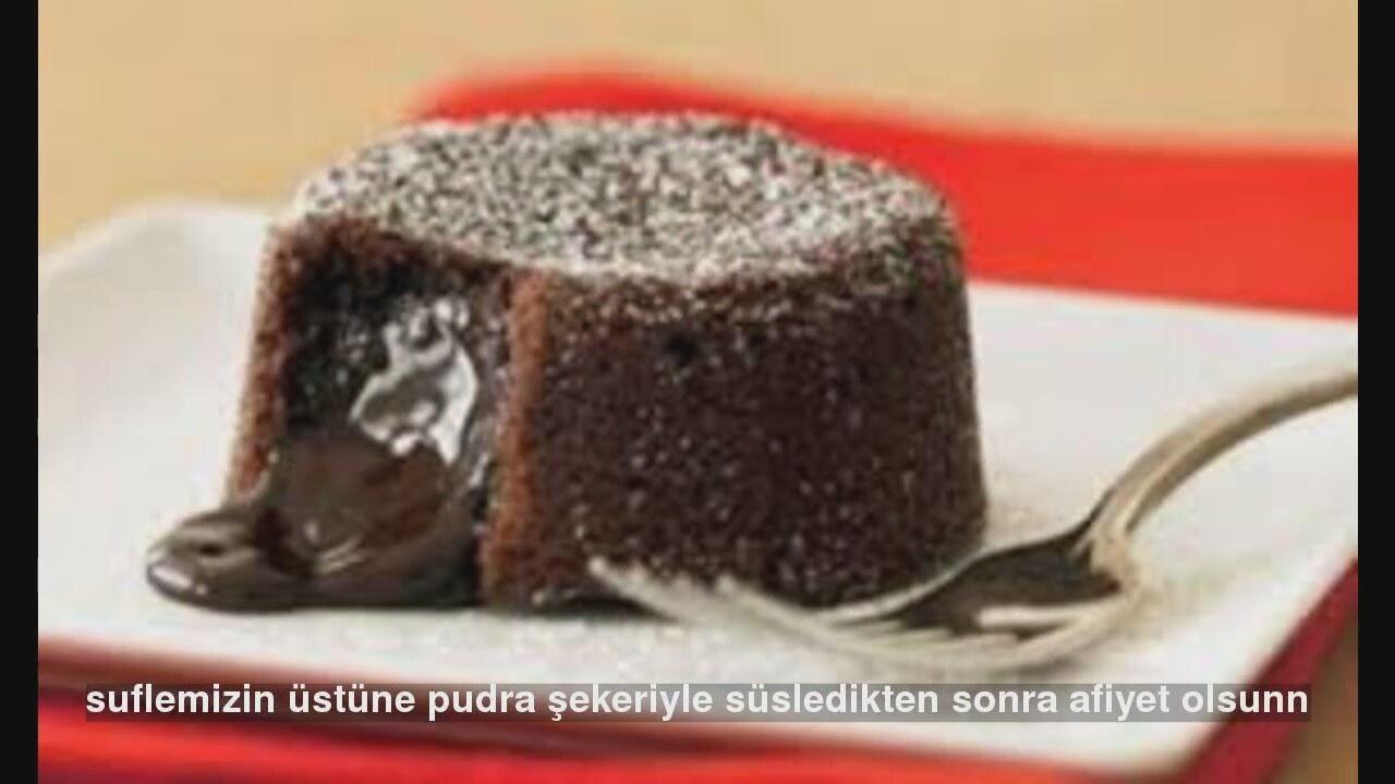 Çikolatalı Sufle Videosu