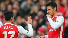 Arsenal 2-0 Middlesbrough - Maç Özeti (15.2.2015)