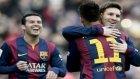 Barcelona 5-0 Levante - Maç Özeti (15.2.2015)