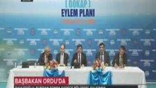 Başbakan Ahmet Davutoğlu Doğu Karadeniz Projesi DOKAP Eylem Planını açıkladı