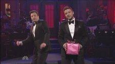 Jimmy Fallon ve Justin Timberlake - Saturday Night Live