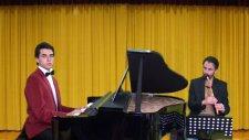Piyano Ney Düeti Güllerin Efendisi Modern Yeni İlahi Din İslam Genç Gençlik Sufi Müzik