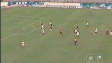 Öyle bir gol kaçırdı ki...