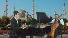 Çello Piyano Salatı Ümmiye Beste İtri Akustik Viyolonsel Cello Dünya En Meşhur İlahi