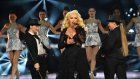 Christina Aguilera - New York New York and Empire State of Mind (2015 NBA All-Star Game)