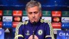 Mourinho, PSG maçı öncesi konuştu