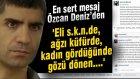 Özcan Deniz'den En Sert Özgecan Aslan Mesajı.!
