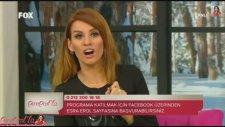 Esra Erol: Tüm Türkiye Senin Gebermen İçin Dua Ediyor