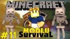 Minecraft Modlu Survival - Sera - Bölüm 11