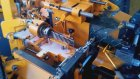Tam Otomatik Helezon Tel Örgü Makinesi (Çift Girişli)