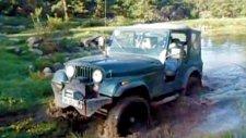 Jeep Cj5 Çamur