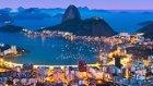 Time Lapse ile Çekilmiş Rio de Janeiro'nun Bir Günü