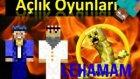 Türkçe Minecraft - Hunger Games 19 (Açlık Oyunları) - LeHamam