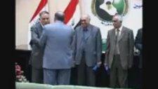 Irak Protokolünde Feci Kaza (Hafiften Popo İçerir)