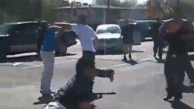 Aşırı Zıplamalı Sokak Kavgası