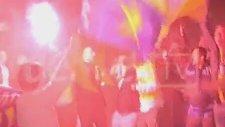 Cicişler Fenerbahçe Yarı Final Eğlencesinde