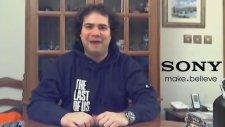Sony Kendisine Oyun Yolladı Diye Sevinçten Mala Bağlamak