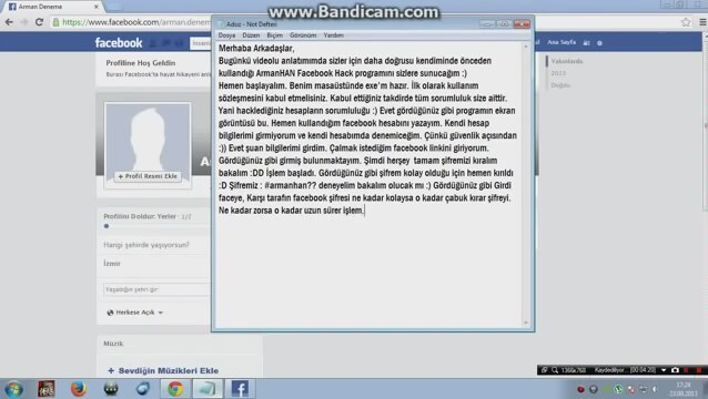 facebook hackleme linki