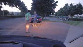 Farklı Bir Trafik Kavgası
