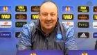Rafael Benitez: 'Kupayı kazanmak istiyoruz'