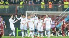 Trabzonspor 0-4 Napoli - Maç Özeti (19.2.2015)