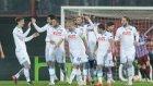 Trabzonspor 0-4 Napoli (Maç Özeti)