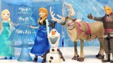 Karlar Ülkesi Frozen - Elsa Buzdan Şato - EvcilikTV Çocuk Oyuncak Videoları