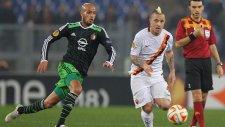 Roma 1-1 Feyenoord - Maç Özeti (19.2.2015)
