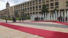 Kolombiya Cumhurbaşkanlığı Sarayı'nda