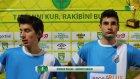 Akdeniz Gençlik - Akgöl United Basın Toplantısı / ANTALYA / iddaa RakipBul Ligi 2015 Açılış Sezonu