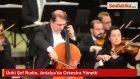 Ünlü Şef Rudin, Antalya'da Orkestra Yönetti