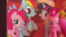 My Little Pony Sürpriz Bilet Masalı (Türkçe Masal Dinle)