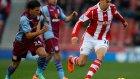 Aston Villa 1-2 Stoke City - Maç Özeti (21.2.2015)