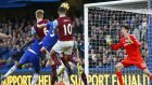 Chelsea 1-1 Burnley - Maç Özeti (21.2.2015)