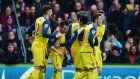 Crystal Palace 1-2 Arsenal - Maç Özeti (21.2.2015)