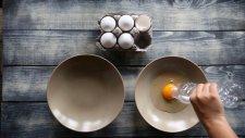 Yumurta Sarısı Ve Beyazı Nasıl Kolayca Ayrılır? - Mutfak Sırları
